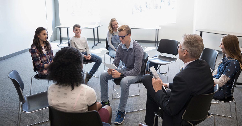 Ученики курса «Pre-Uni: Подготовка к зарубежному вузу»