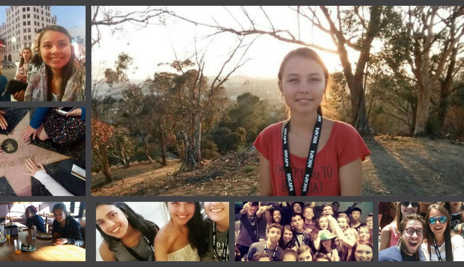 Мария, 15 лет: Кинопроизводство в Occidental College