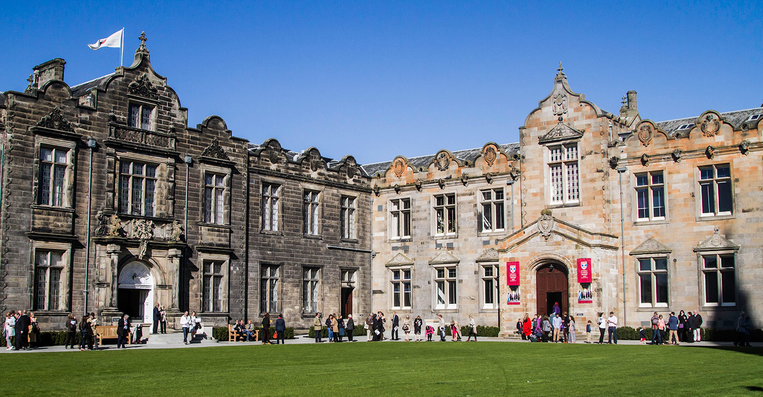 MA International Relations в University of St.Andrews