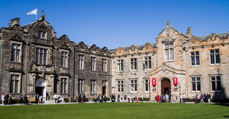 MA International Relations в University of St.Andrews
