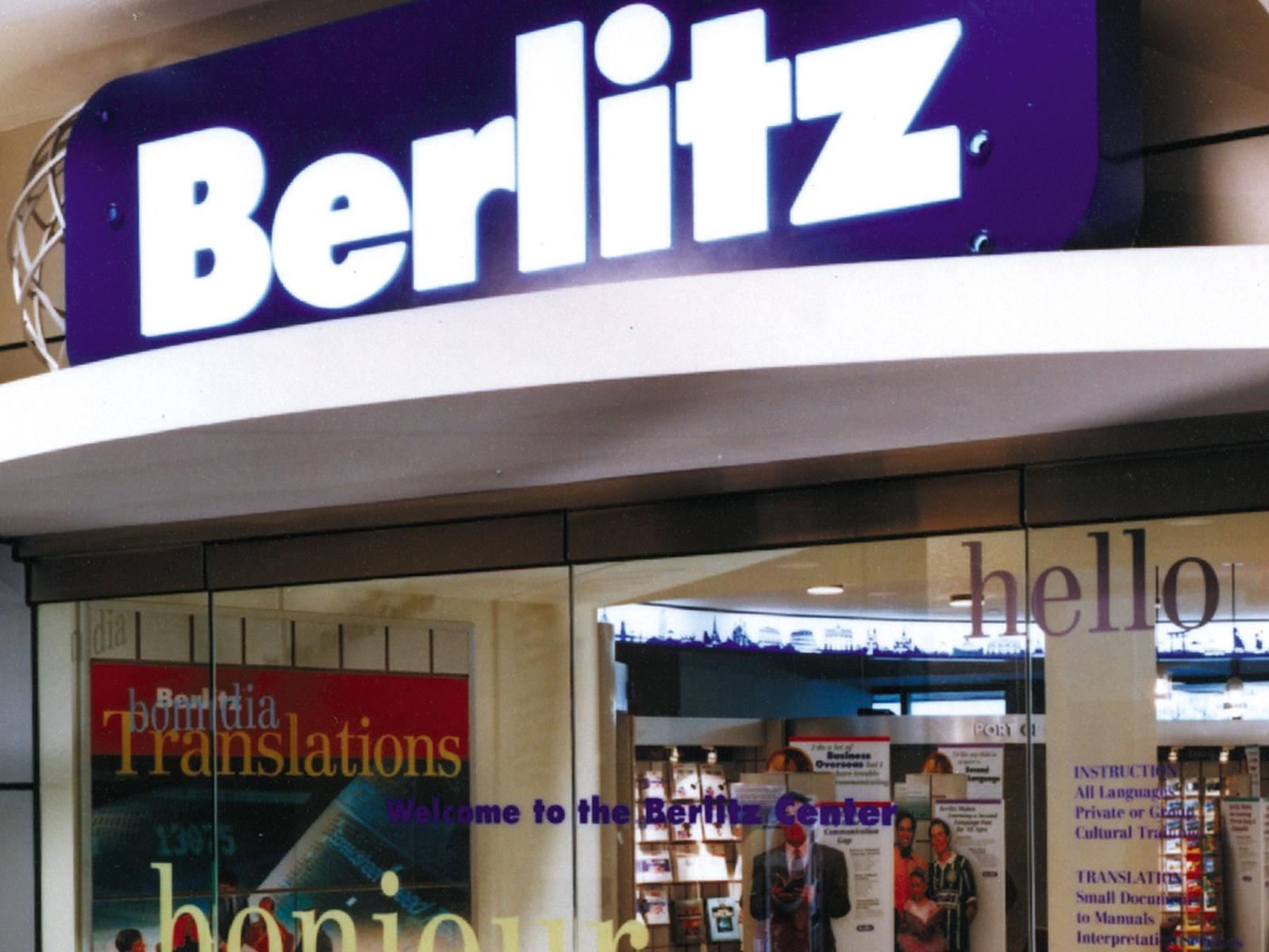 Английский с нуля в Berlitz London