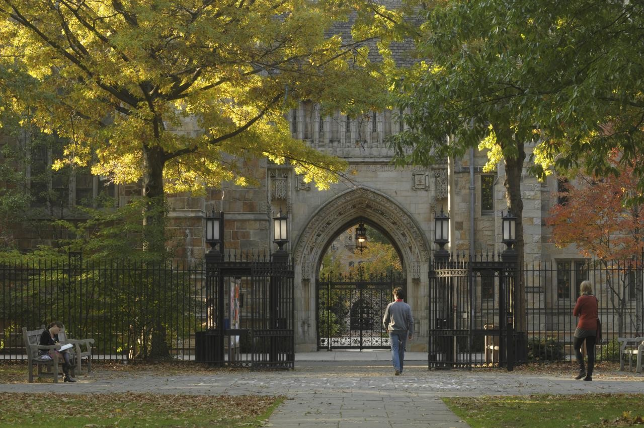 Анна, 18 лет: Лидерство в Yale University