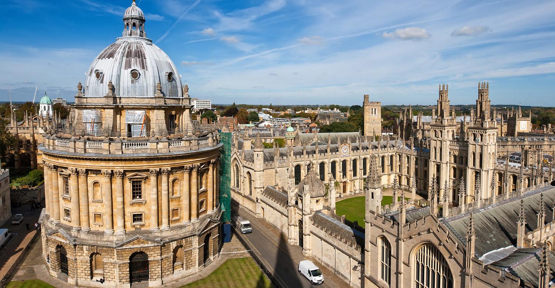 Oxford Academy: Школьница в Оксфордском университете