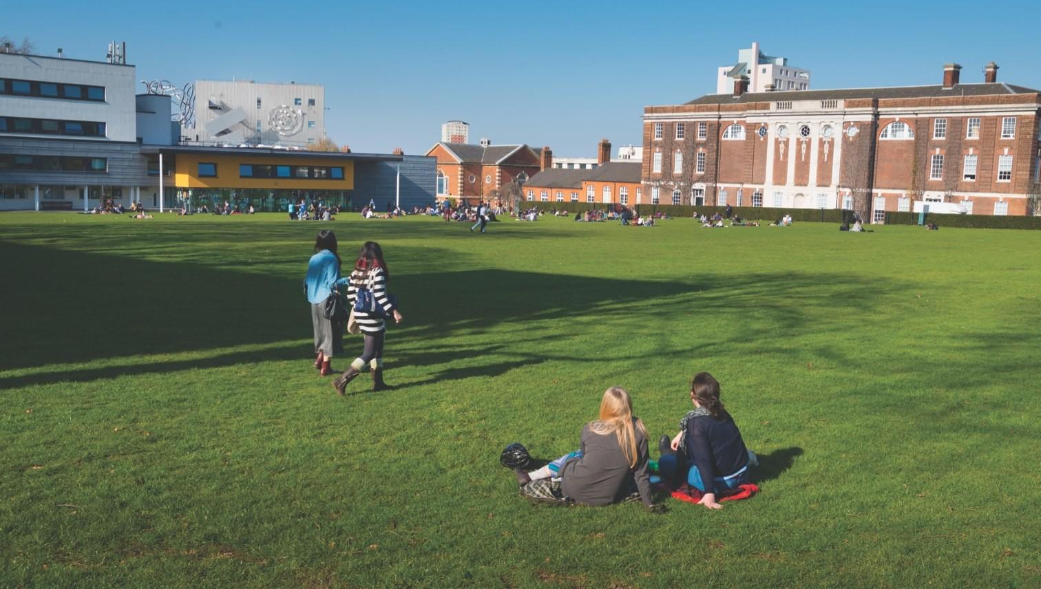 Goldsmiths University of London - отзыв Анастасии об обучении