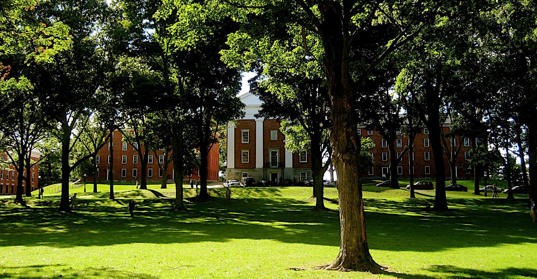 Amherst University: Психология и фотография для будущей студентки