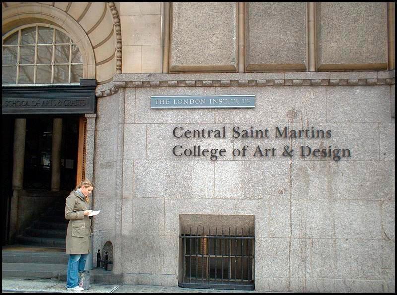 Карина, 22 года: Английский + Архитектура в Central Saint Martins