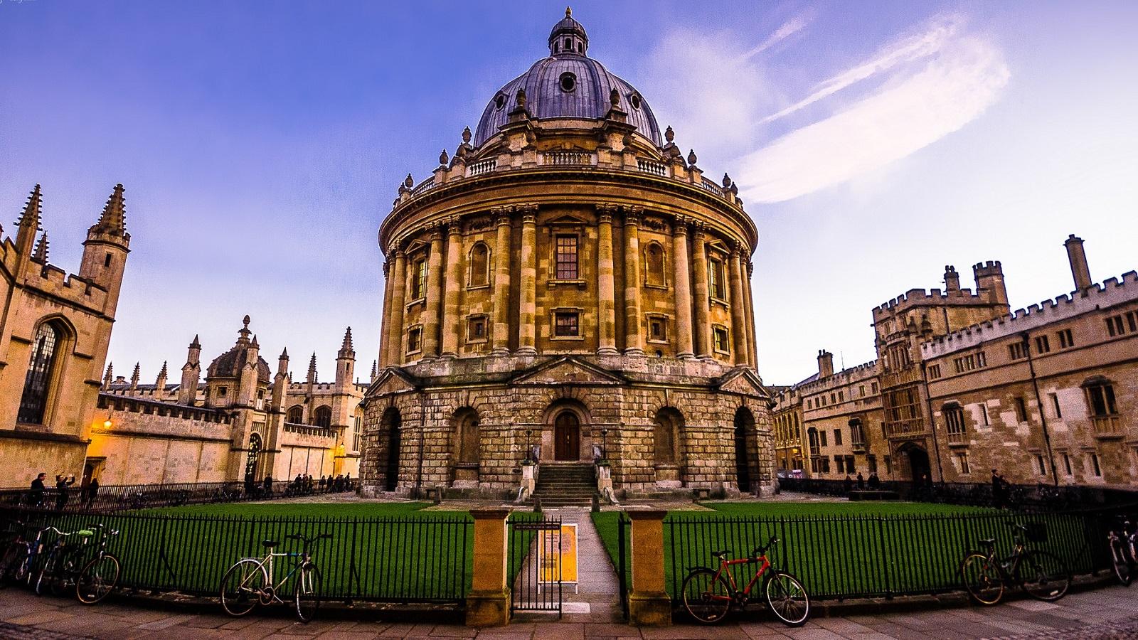 Oxford University: академическая программа
