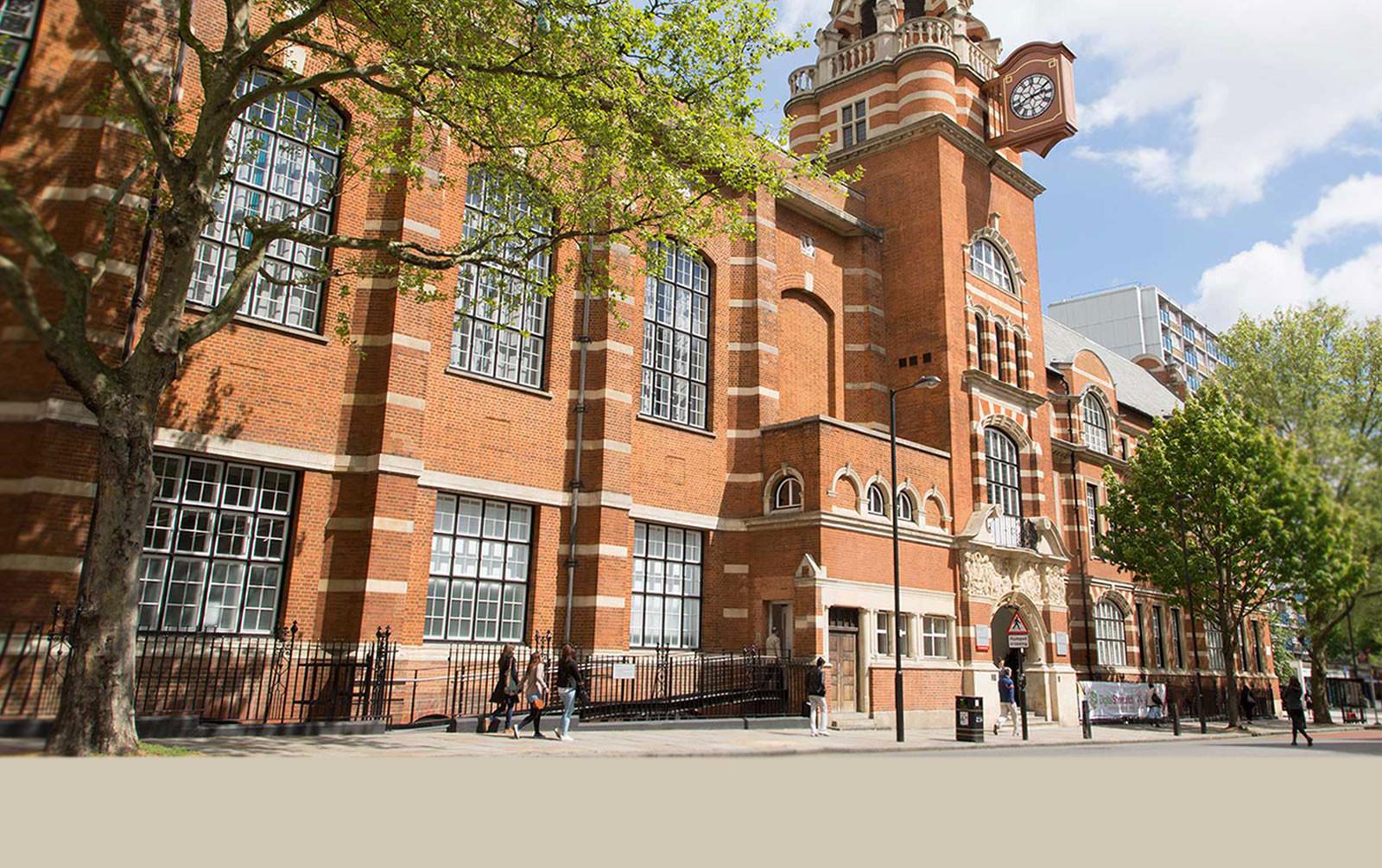 City University London - отзыв Марины