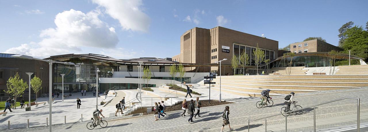 International Foundation в Exeter University