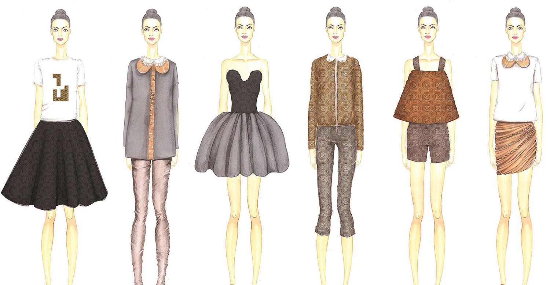 Создать модную коллекцию в столице высокой моды
