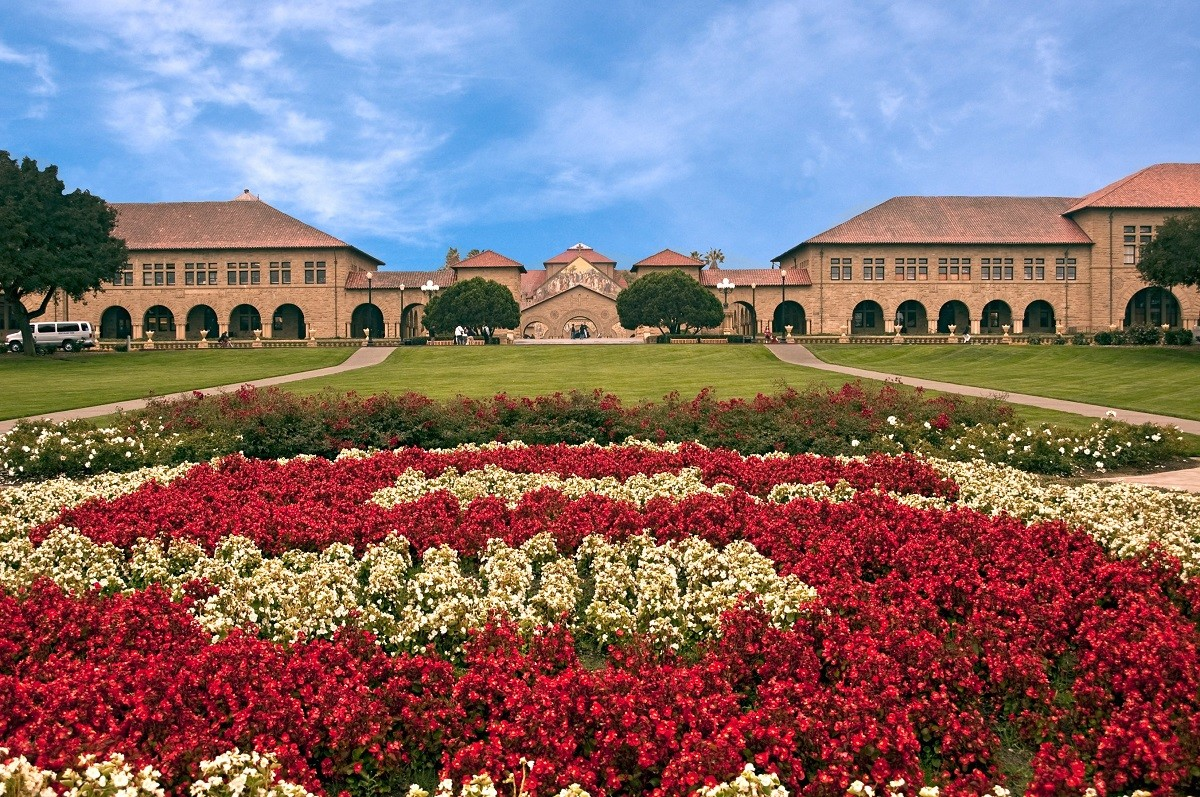 Марианна: Каникулы в Stanford University