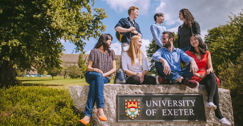 University of Exeter: Остаюсь в Exeter на математику и финансы!
