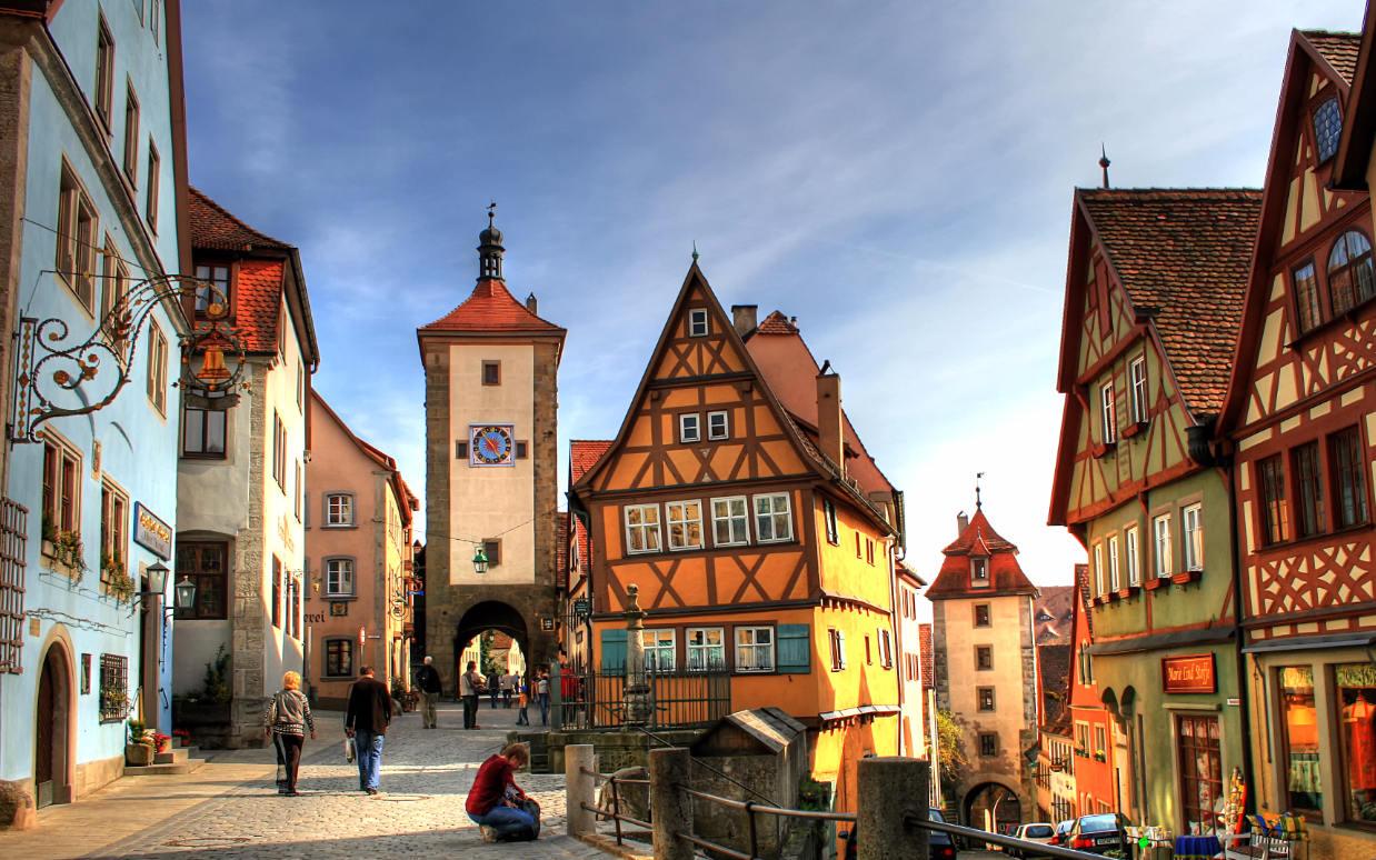 Обучение в Германии