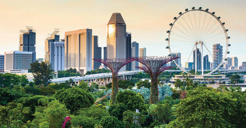 Сингапур и Малайзия: дикие и городские джунгли