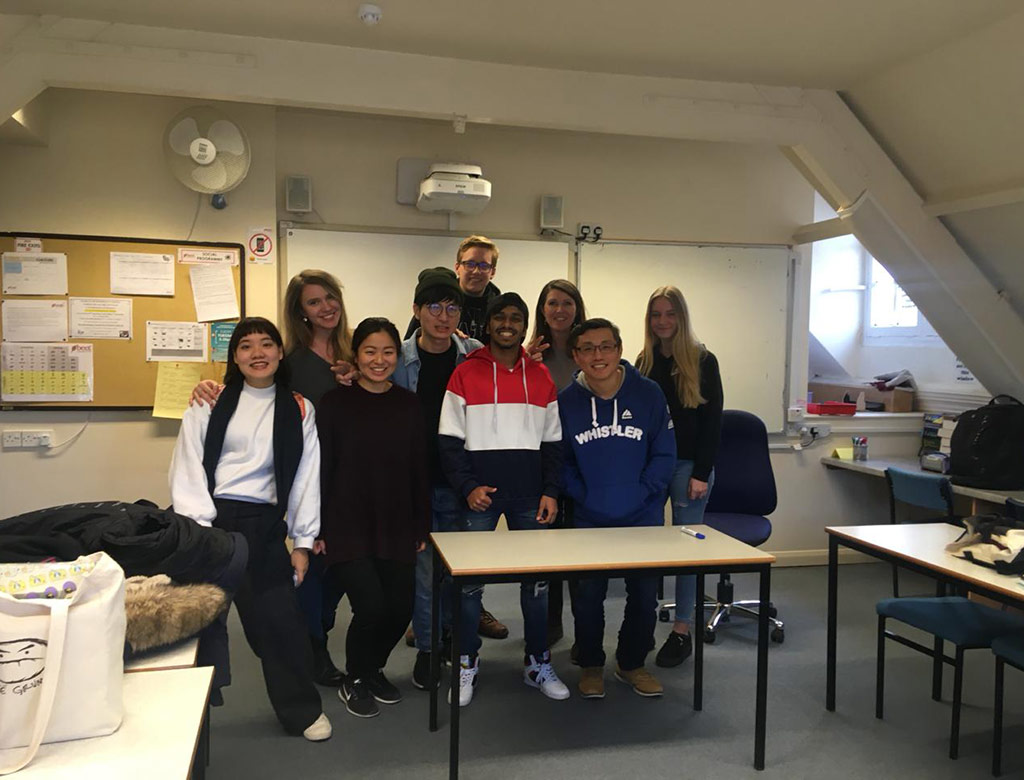 Отзыв: Анна, Bournemouth English School 3