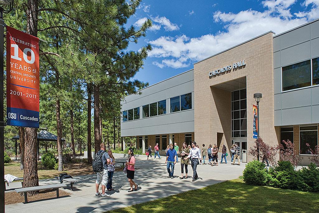 Oregon State University (Университет Штата Орегон