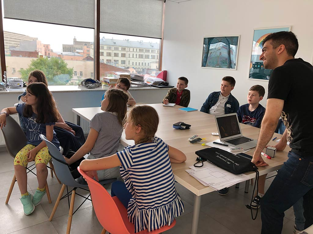 British Day Camp 2019: Filmmaking - Блоги 2