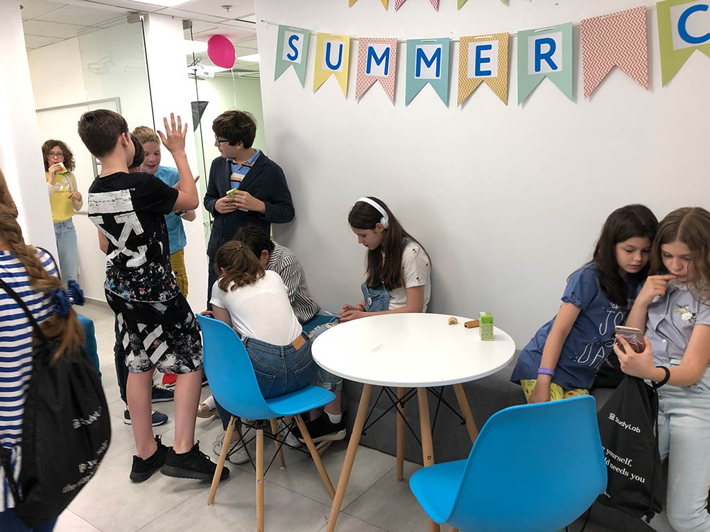 British Day Camp 2019: Filmmaking - Блоги 4