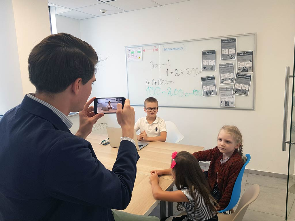 British Day Camp 2019: Filmmaking - Блоги 25