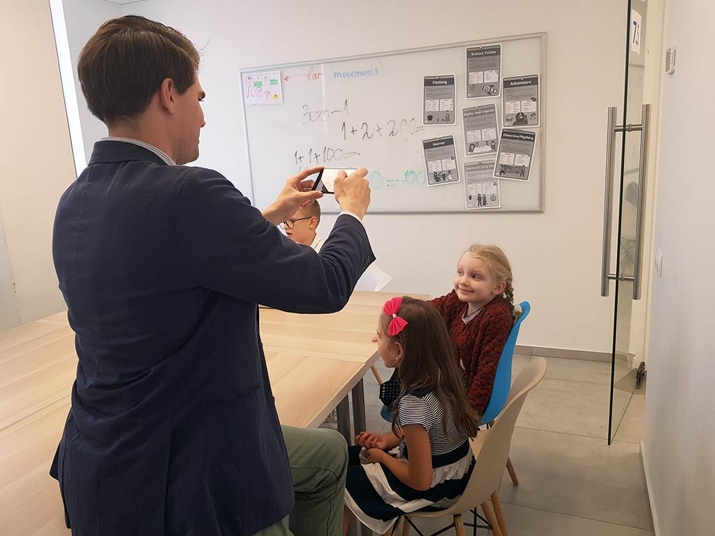 British Day Camp 2019: Filmmaking - Блоги 26