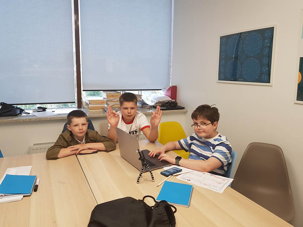 British Day Camp 2019: Filmmaking - Блоги 27