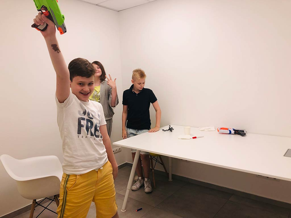 British Day Camp 2019: Filmmaking - Блоги 29