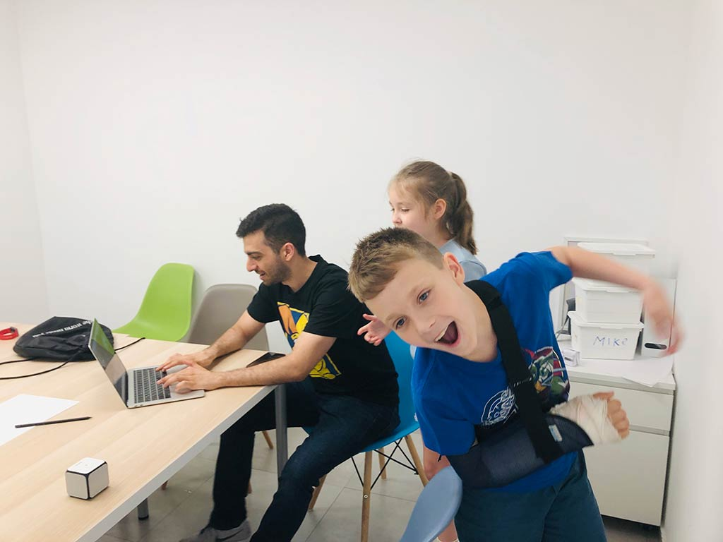 British Day Camp 2019: Filmmaking - Блоги 34