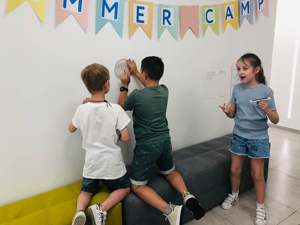British Day Camp 2019: Filmmaking - Блоги 36
