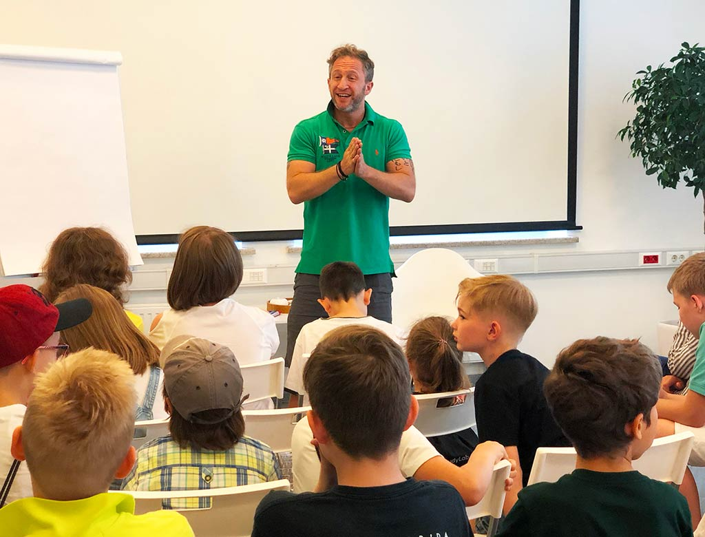 British Day Camp 2019: Filmmaking - Блоги 48