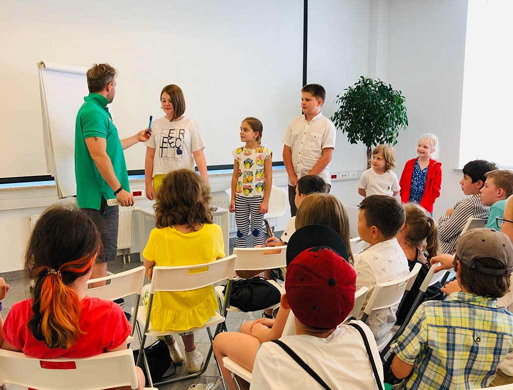 British Day Camp 2019: Filmmaking - Блоги 52
