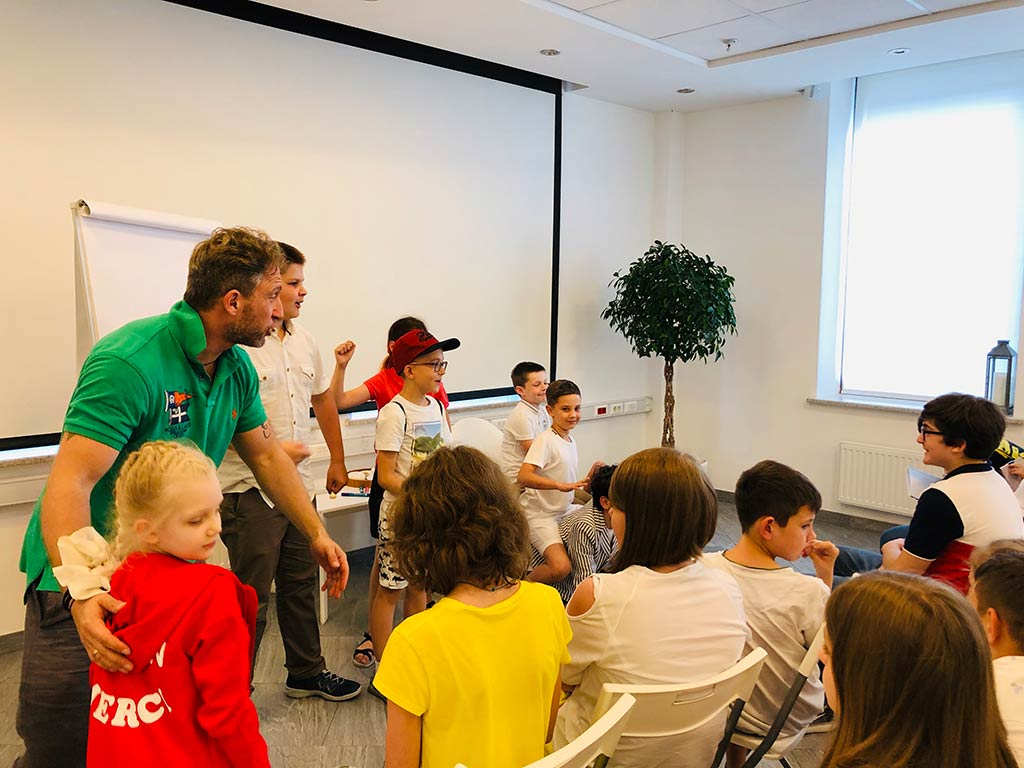 British Day Camp 2019: Filmmaking - Блоги 53