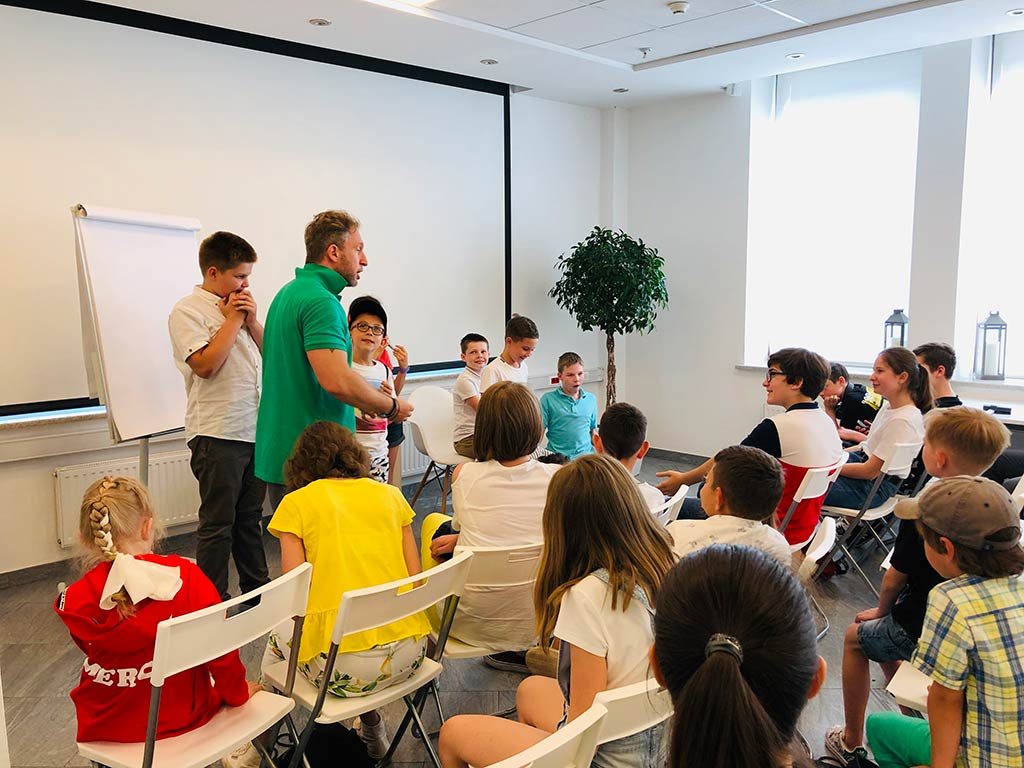 British Day Camp 2019: Filmmaking - Блоги 54