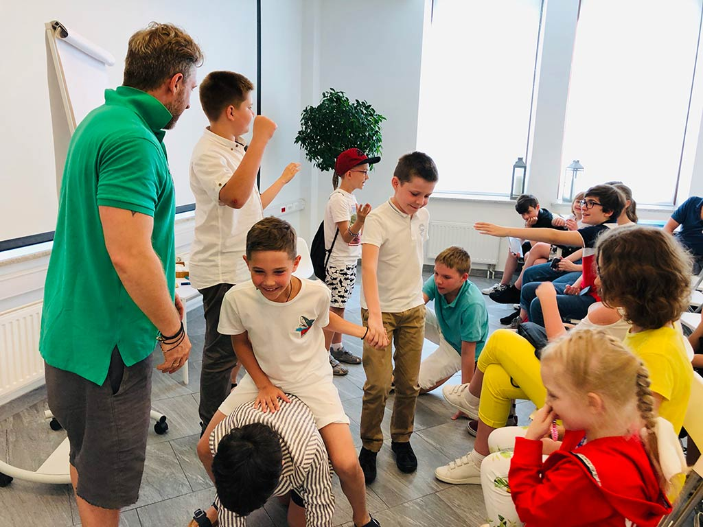 British Day Camp 2019: Filmmaking - Блоги 55