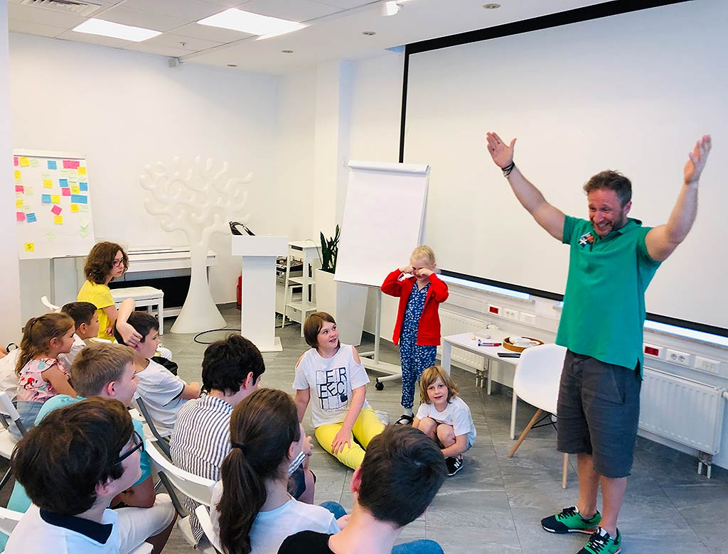 British Day Camp 2019: Filmmaking - Блоги 56