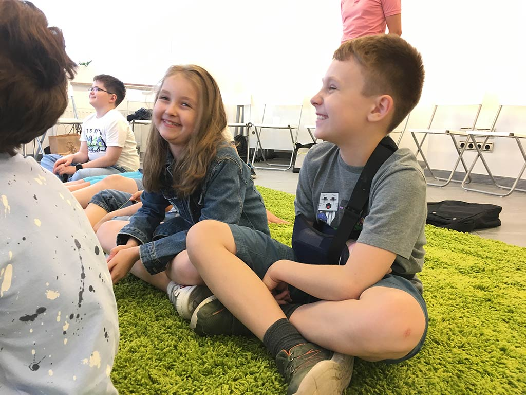 British Day Camp 2019: Filmmaking - Блоги 65