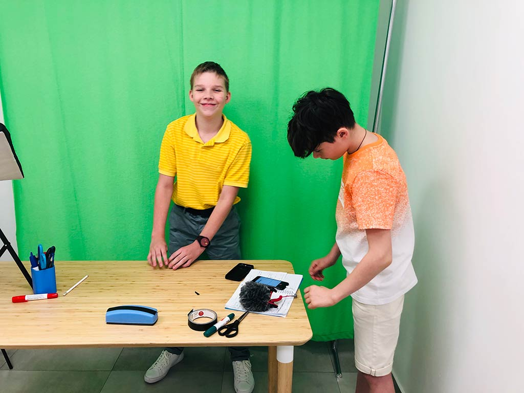 British Day Camp 2019: Filmmaking - Блоги 69