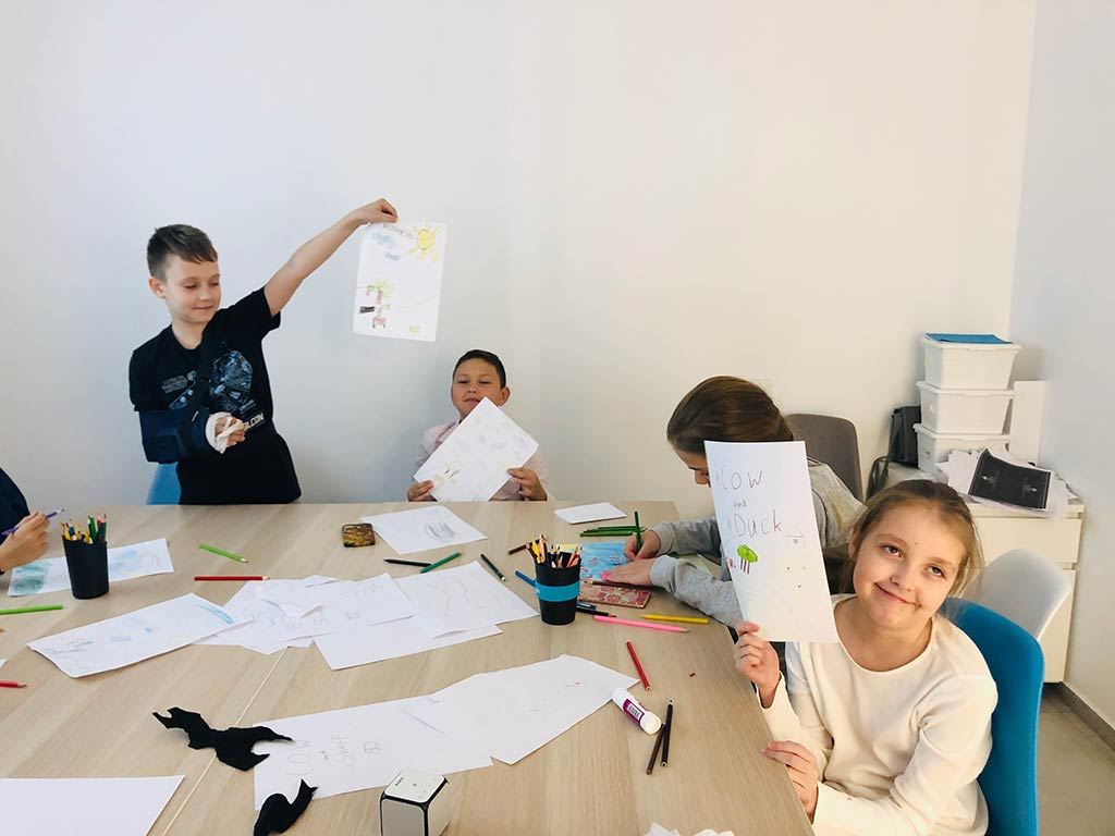 British Day Camp 2019: Filmmaking - Блоги 71
