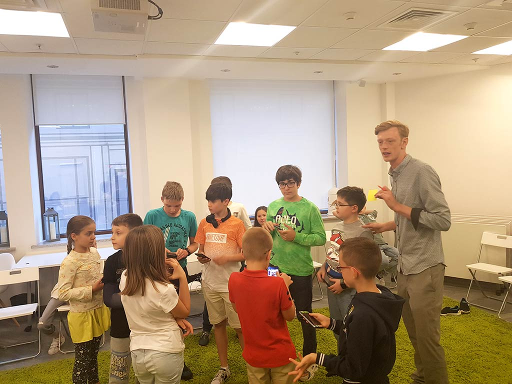 British Day Camp 2019: Filmmaking - Блоги 72