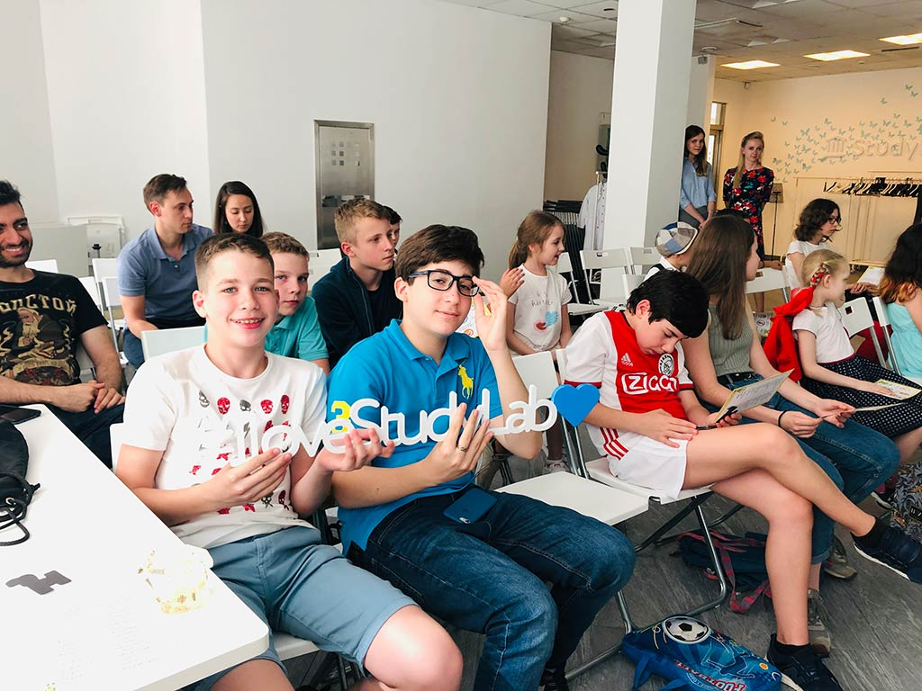 British Day Camp 2019: Filmmaking - Блоги 82
