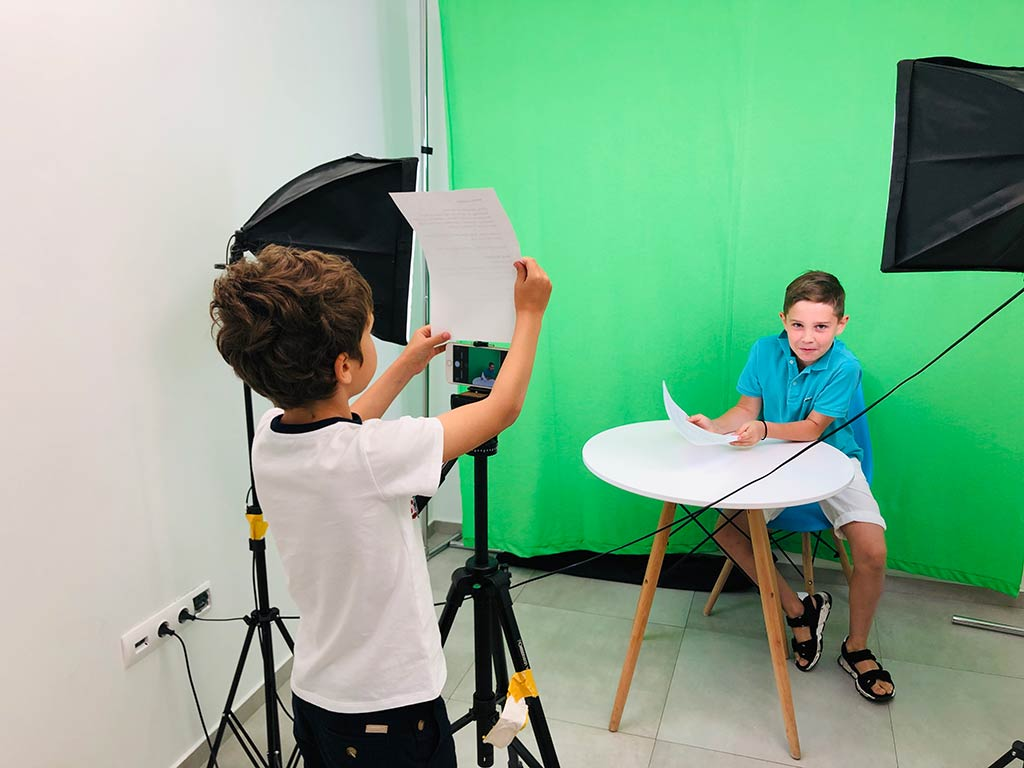 British Day Camp 2019: Filmmaking - Блоги 88