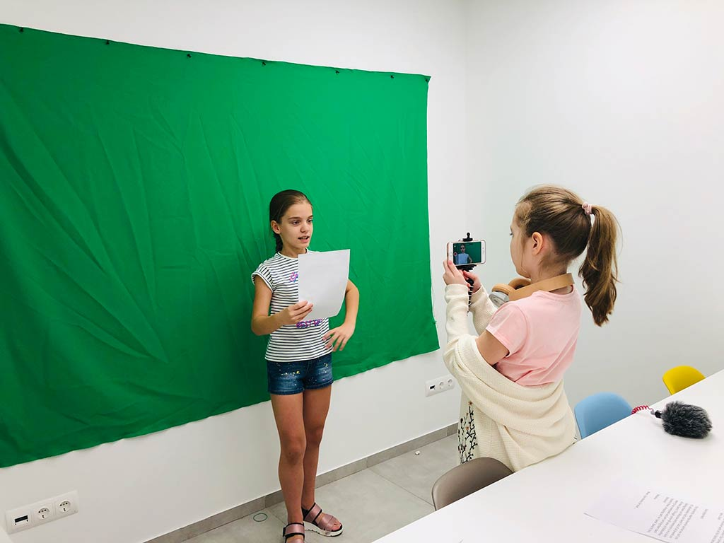 British Day Camp 2019: Filmmaking - Блоги 89