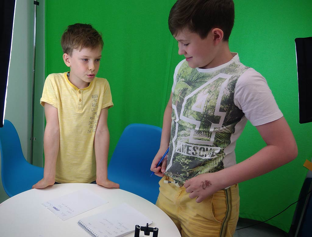 British Day Camp 2019: Filmmaking - Блоги 92