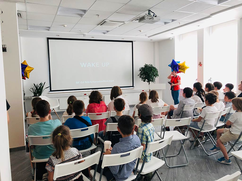 British Day Camp 2019: Filmmaking - Блоги 95